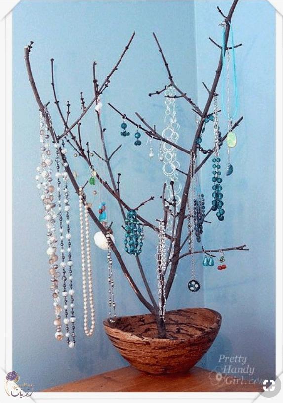 ارگانایزر جواهرات
