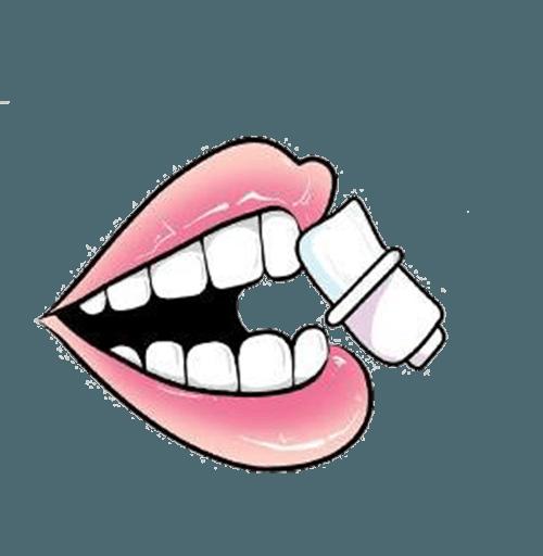 kisspng tooth mouth face tongue permanent teeth mouth chewing gum 5a7158e0907bb8.4041613915173777605918 - چطور برای برگشت به دانشگاه آماده شویم؟