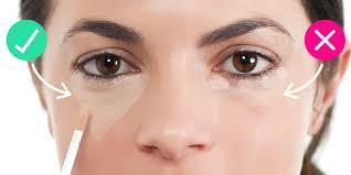 استفاده از کانسیلر برای صورت