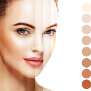 تشخیص رنگ پوست: راز سلبریتیها برای انتخاب لباس و لوازم آرایش که شما توجه نمیکنید!