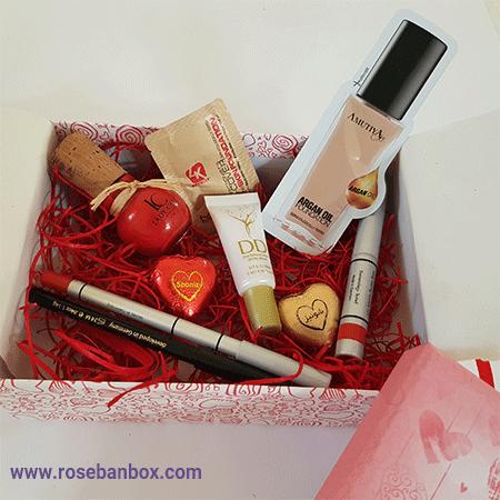 هدیه ولنتاین۹۷:  رُزبانباکس، هدیهای که قطعا شما را شگفتزده میکند.