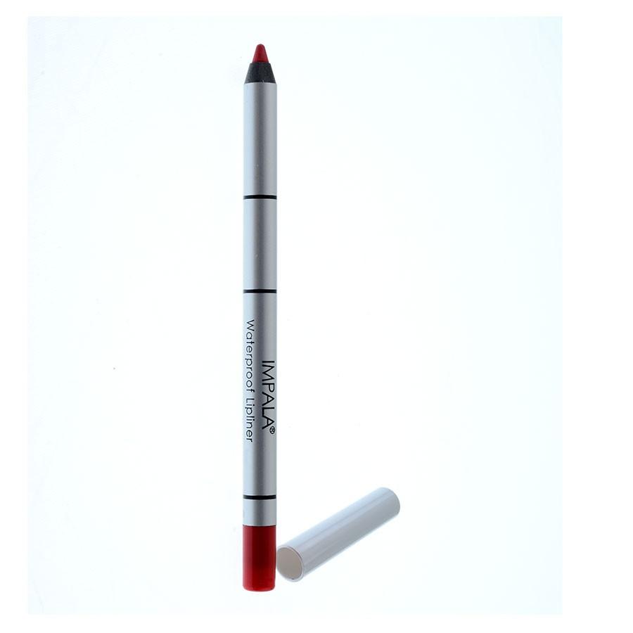 مداد لب ایمپالا قرمز: نرم و چندکاره