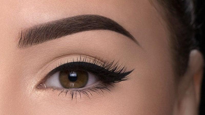 Easy Eyebrow Makeup