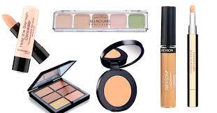 choose corect shade of concealer