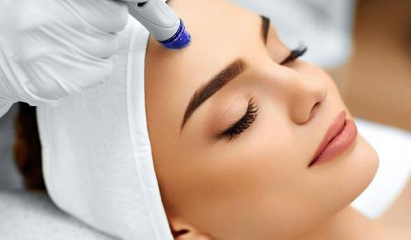 میکرودرآبریژن، درمان لک صورت،