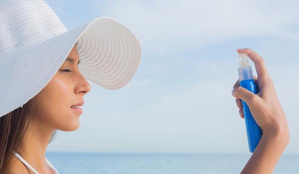انواع کرمهای ضد آفتاب، اسپری ضد آفتاب، کرم ضد آفتاب، ژل ضد آفتاب